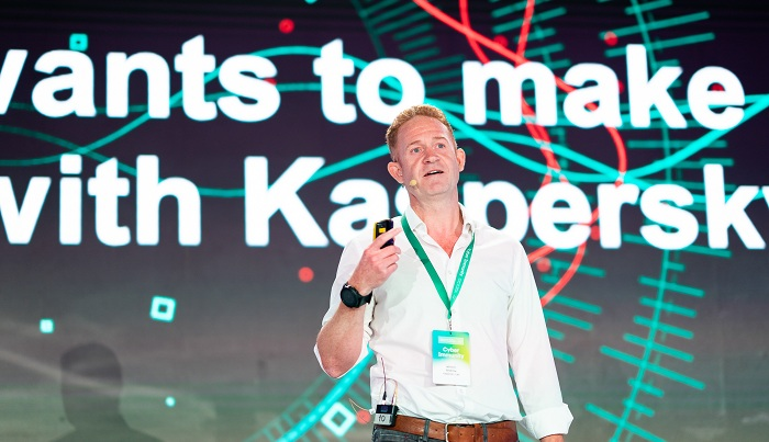 Interview WithAndrew Winton, VP Marketing at Kaspersky – Global Brands Magazine