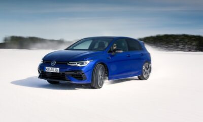 New 4Motion® System with Torque Vectoring Brings a New Edge to the All-New 2022 Volkswagen Golf R