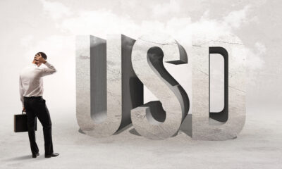 USD: On the Verge of New Stress