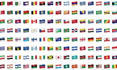 Most Sent Flag Emoji Is Revealed!
