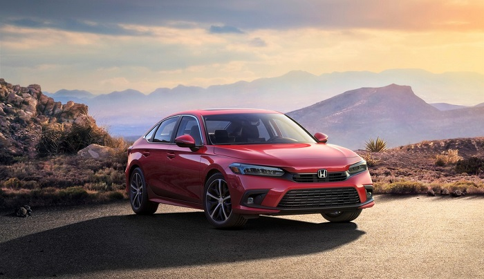 All-New 11th Generation Civic Sedan Fully Revealed in Production Form with Sporty Design, Advanced Technology, Cutting-Edge Safety Features