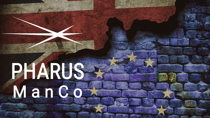 Brexit: Pharus' ambitions across the Channel