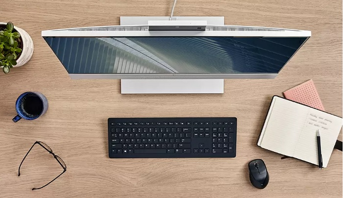 HP EliteOne 800 All‐in‐One Brings People Together in Hybrid Work Environments
