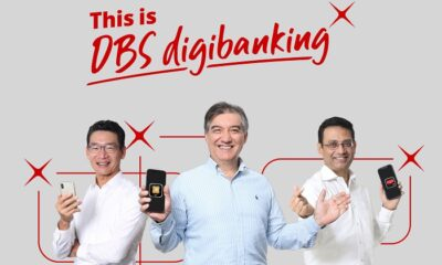 DBS Hong Kong makes banking intelligent, intuitive and invisible