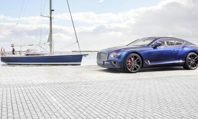 Bentley and Contest Yachts - 2