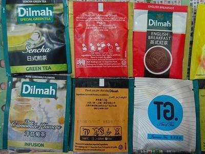 Dilmah tea products