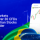RoboMarkets adds over 30 CFDs on Brazilian stocks to R Trader
