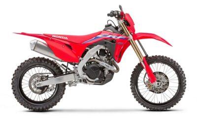 Honda Offers Robust Lineup of Green Sticker-Compliant Dirt Bikes
