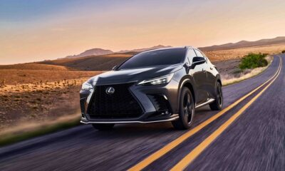 All-New Lexus NX and IS 500 Performance Launch Edition