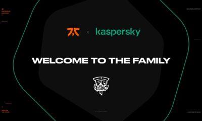 Kaspersky and Fnatic Announce Global Partnership