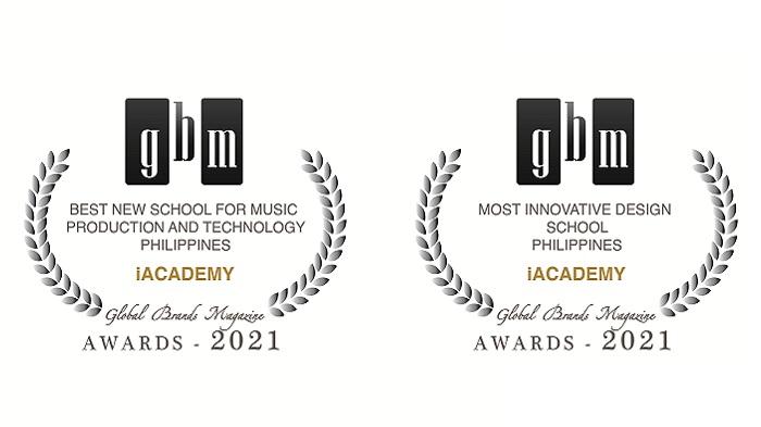 iACADEMY wins 3 Brand Awards