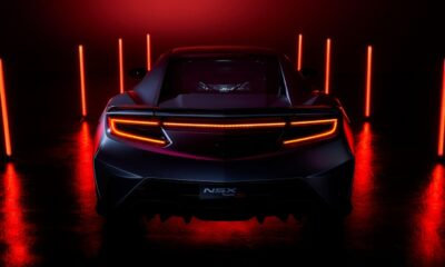 Limited Run Acura NSX Type S to Debut at Monterey Car Week, Celebrates Supercar's Final Model Year