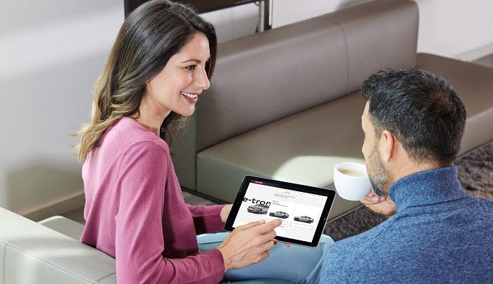 Audi is creating a universal digital customer experience