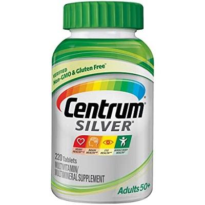 Centrum Silver Multivitamins