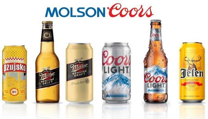 Molson Coors Brewing