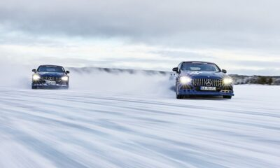 AMG Winter Experience: unforgettable driving experiences in Sweden
