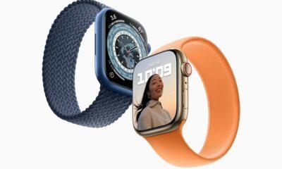 Apple Watch Series 7 Orders Start Friday October 8