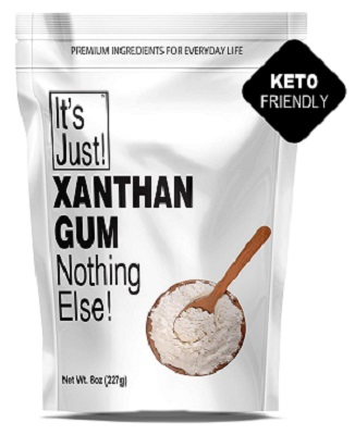 It's Just Xanthan Gum