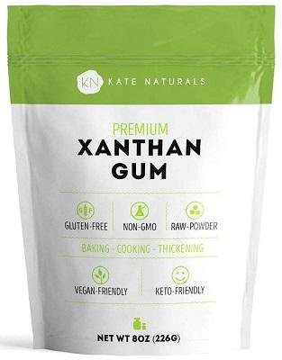 Kate Naturals Xanthan Gum