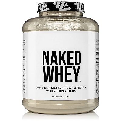 Naked Nutrition Whey Protein Powder